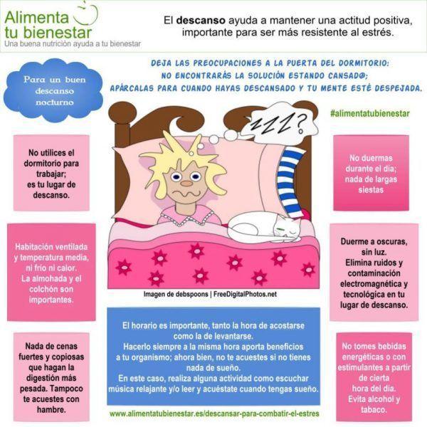Definición de sueño saludable
