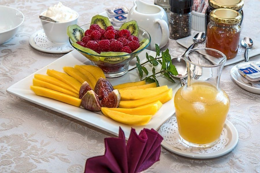 Desayunos curativos