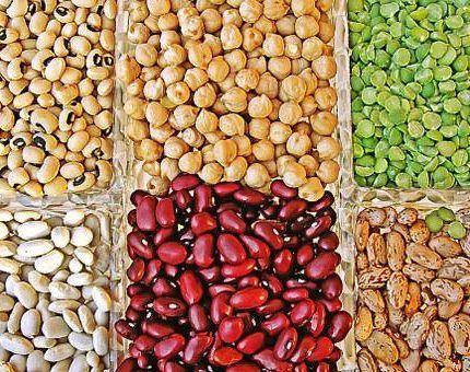 17 beneficios de las legumbres