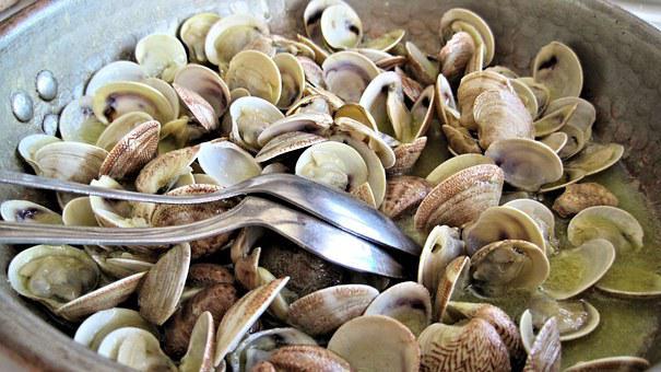 Los mariscos más saludables.