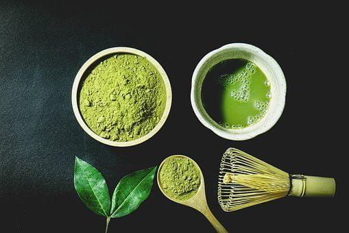el té matcha, potente antioxidante