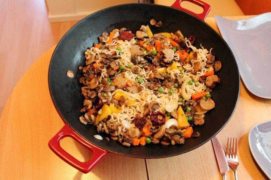 como cocinar los alimentos de manera saludable