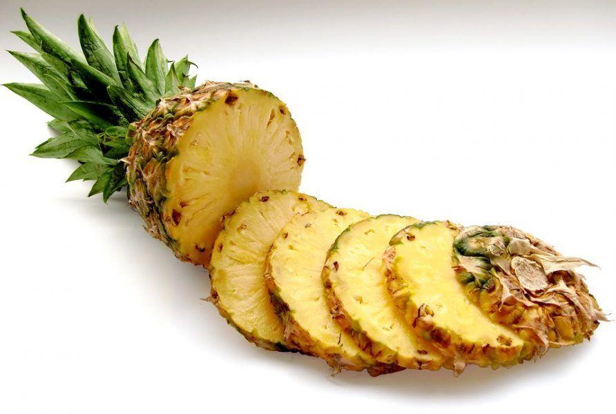 las enzimas en los alimentos frutales