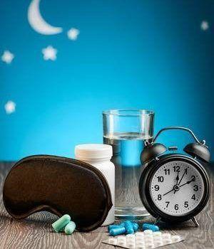 La melatonina ayuda a dormir mejor.
