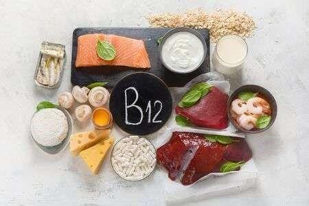 la vitamina B12, donde se encuentra.