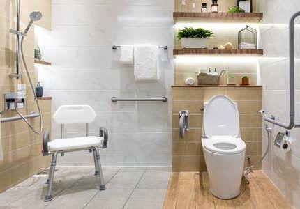 Adaptar el baño para ancianos: