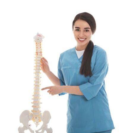 Cómo combatir el dolor de espalda.