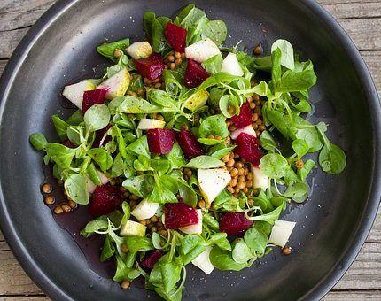 5 beneficios de la dieta vegana: