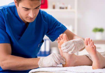 Metatarsalgia o dolor en la planta de los pies: