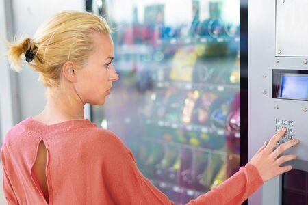 vending de productos frescos